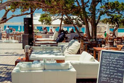Beachclubs Ibiza